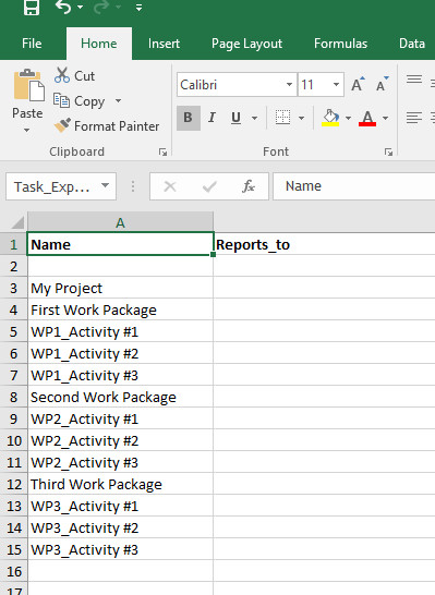 PM Hack #23: Creating a Work Breakdown Structure with Visio
